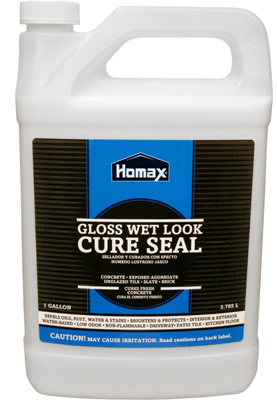 GAL Concrete Cure Seal