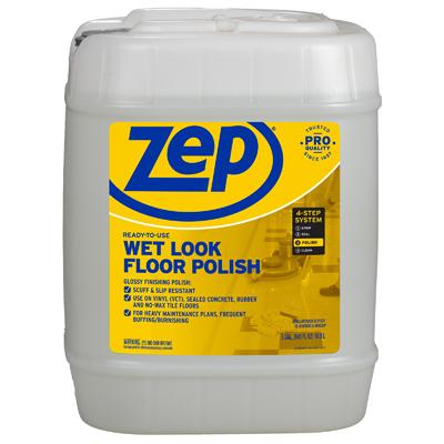 5GAL Zep Floor Finish - Woods Hardware