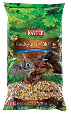 5LB BackYD Animal Food