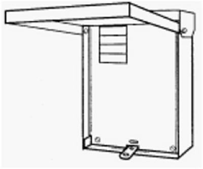 70A Lug Out Load Center
