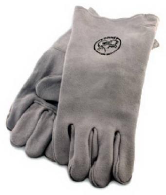 Lined LTHR Gloves