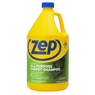 GAL Zep Carpet Shampoo - Woods Hardware