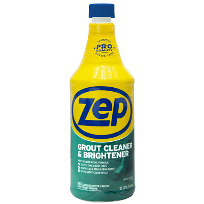 32OZ Zep Grout Cleaner