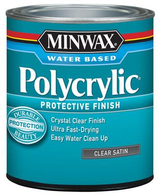 QT CLR Sat Polycrylic