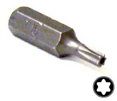 T15 Security Insert Bit