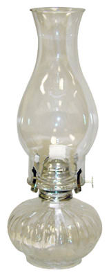Ellipse Oil Lamp