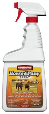 32OZ RTU Hor/Pony Spray
