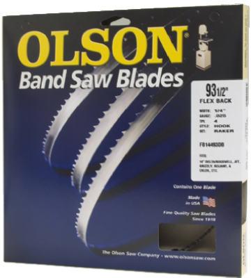 1/4x93-1/2 6TPI Blade