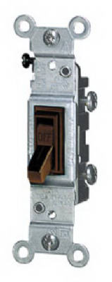 15A BRN SP Quiet Switch