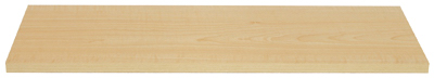 12x48 Maple Shelf