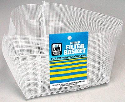Poly Mesh Pump Basket
