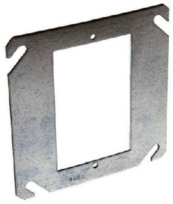 "4"" SQ Flat Box Cover"
