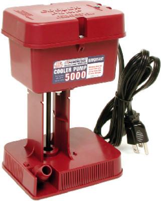 5000 CFM Offset Pump