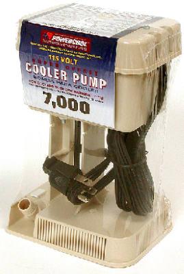 7000 CFM Offset Pump