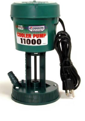 1100CFM Concentric Pump