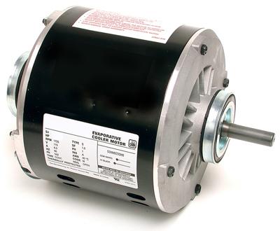 1/2HP 115V 2SPD Motor