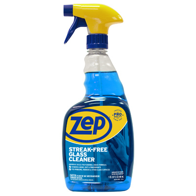 32OZ Zep Glass Cleaner