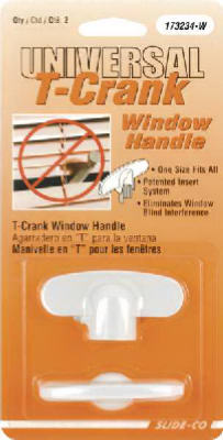 2PK WHT Case Tee Handle