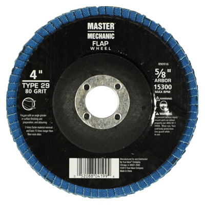 MM 4x5/8 80G Flap Disc