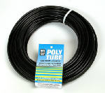 100' BLK Poly Tubing