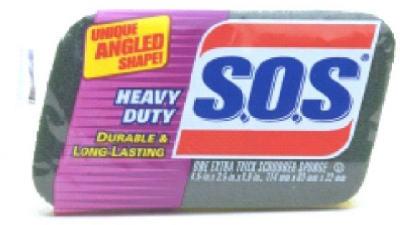 SOS HD Scrubber Sponge