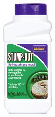 LB Stump Out