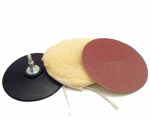 Eazypower 87181 5-In. Polishing & Sanding Kit