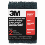 3M 10111 2-Pack Heavy Duty Replacement Stripping Pads