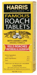 P F Harris Mfg HRT-6 Roach Tablets, 6-oz.