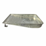 Shur-Line BF50265 Shallow Well Metal Paint Tray, 9-In.