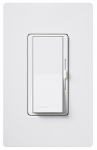 Lutron Electronics DVW-603PGH-WH Diva 600W Single-Pole 3-Way Eco Dimmer,