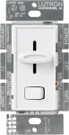 Lutron Electronics S-603PGH-WH Skylark Eco-dim™ 600-Watt Dimmer, White