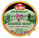Kiwi 1-09-011 3-1/8OZ Saddle Soap