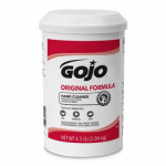 Gojo Industries 1115-06 Hand Cleaner, Original Formula, 4.5-Lb. Cartridge