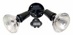 Cooper Lighting/Regent Light MS34 300-Watt Black Motion-Activated Outdoor Security Floodlight