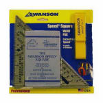 Swanson Tool S0101-C Speed Square