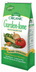 Espoma GT18 Garden-Tone All-Natural Vegetable Food, 3-4-4, 18-Lb.