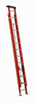 Louisville Ladder L-3022-24PT 24-Ft. Extension Ladder, Fiberglass, Type 1A, 300-Lb. Load Capacity