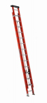 Louisville Ladder L-3022-28PT 28-Ft. Extension Ladder, Fiberglass, Type 1A, 300-Lb. Load Capacity