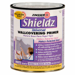 Zinsser & 2504 Shieldz 1-Qt. Universal Wallcovering Primer