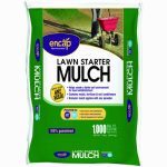 Encap 10741-4 1000-Sq. Ft. 12-Lb. Lawn Starter Mulch - Must Order in Quantities of 4