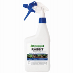 Spectrum Brands Pet Home & Garden HG-72126 Dual Action Rabbit Repellent, Ready-to-Use, Qt.