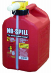 No Spill 1405 Gas Can, Carbon or Carbuerator Compliant, 2-1/2-Gal.
