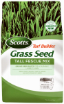 Scotts Lawns 18320 Turf Builder Tall Fescue Grass Seed Mix, 3-Lbs.