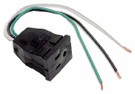 Dial Mfg 7589 Evaporative Cooler Lead Pump Receptacle, 10-In.