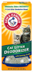 Church & Dwight 15020 Cat Litter Deodorizer With Baking Soda, 20-oz.