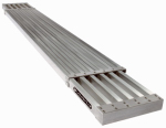 Louisville Ladder LP-2921-13A 8-Ft. To 13-Ft. Aluminum Expanding Plank Ladder 250-Lb. Duty Rating