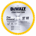 Dewalt Accessories DW3106 10-Inch 60-TPI Carbide-Tipped Circular Saw Blade