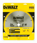 Dewalt Accessories DW3128 12-Inch 80-TPI Carbide-Tipped Circular Saw Blade