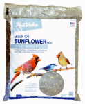Jrk Seed & Turf Supply B115910 Black Sunflower Bird Seed, 10-Lb.